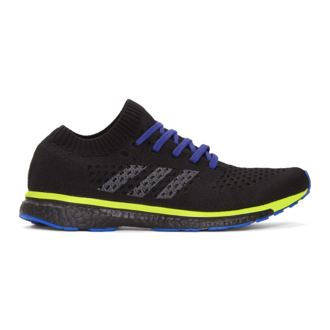 ADIDAS BY KOLOR Adidas X Kolor Black Adizero Prime Sneakers