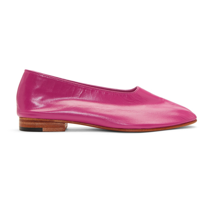 MARTINIANO Pink Glove Slippers