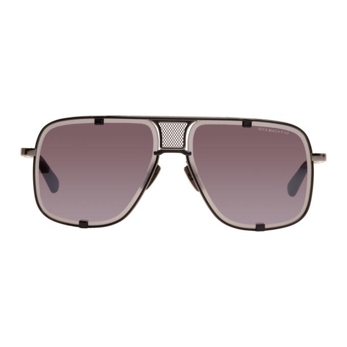 3b27be508b71 DITA Black Limited Edition Mach Five Sunglasses