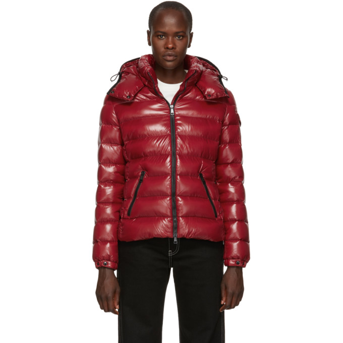Bady Quilted Jacket, 438 Red*