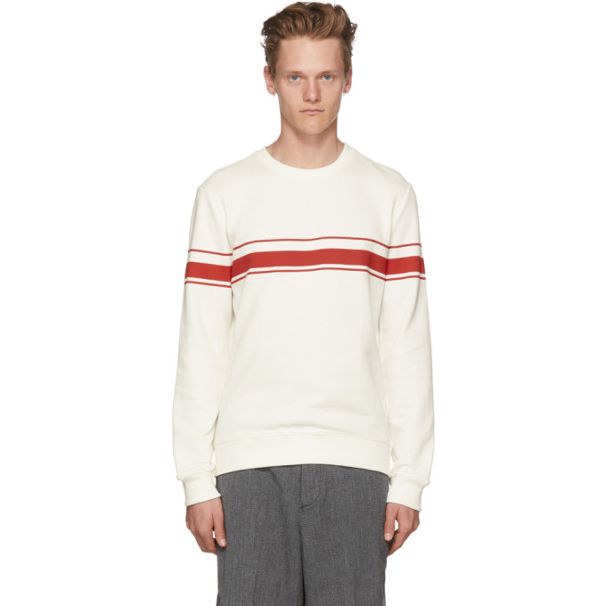 Off White Robin Sweatshirt by A.P.C.