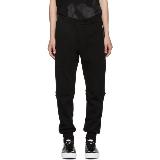 Alexander Mcqueen Jogger Sweatpants - Black