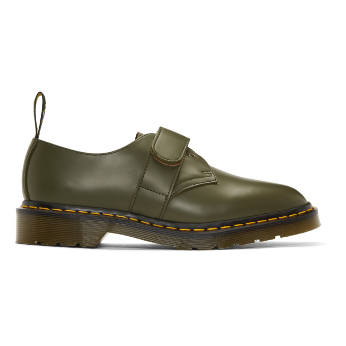 White Engineered Garments Edition 1461 Smith Derbys Dr. Martens