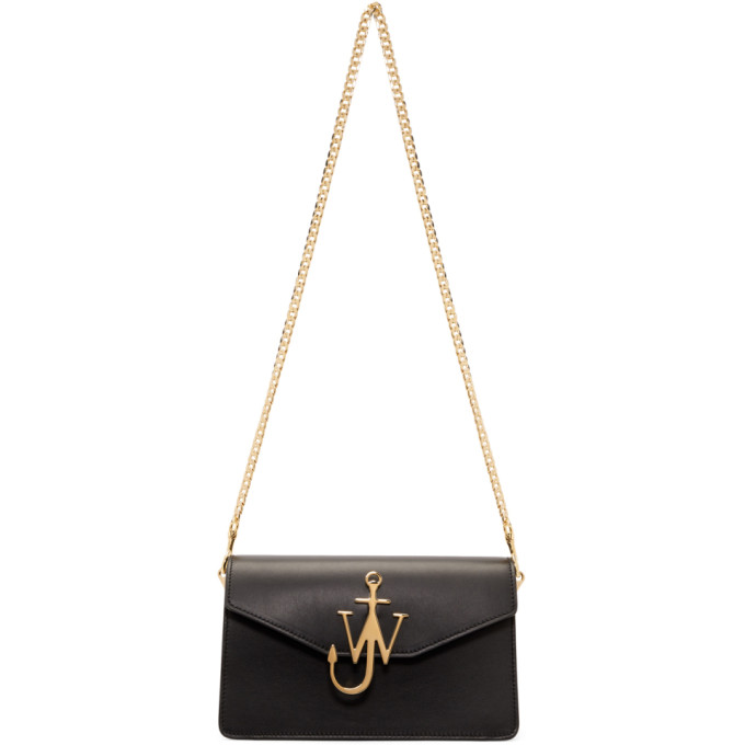 J.W.ANDERSON Black Logo Bag