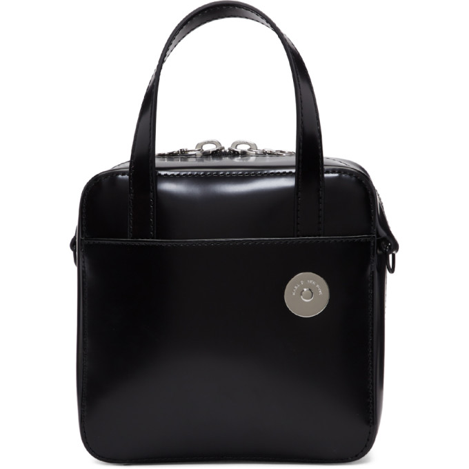 Kara KARA BLACK SMALL BRICK BAG