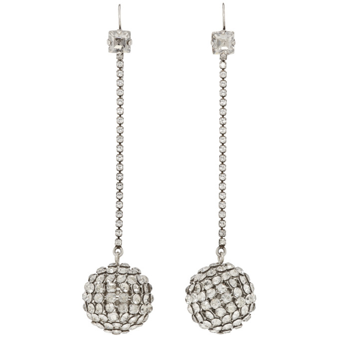 Balls Earrings in 00Tr Transp