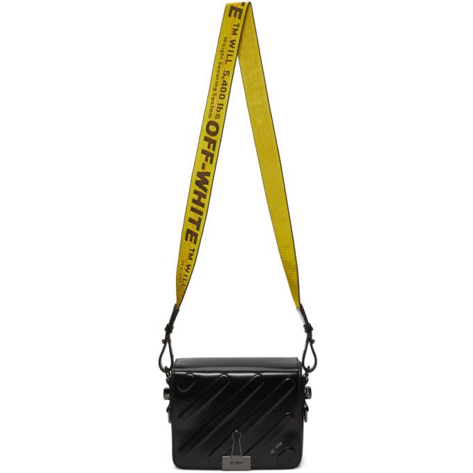 MINI METAL STRIPE BINDER CLIP BAG