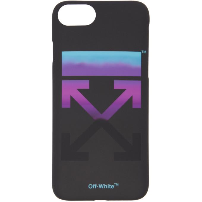 Gradient Arrow Logo Iphone 8® Case, 1088 Blk/Mu