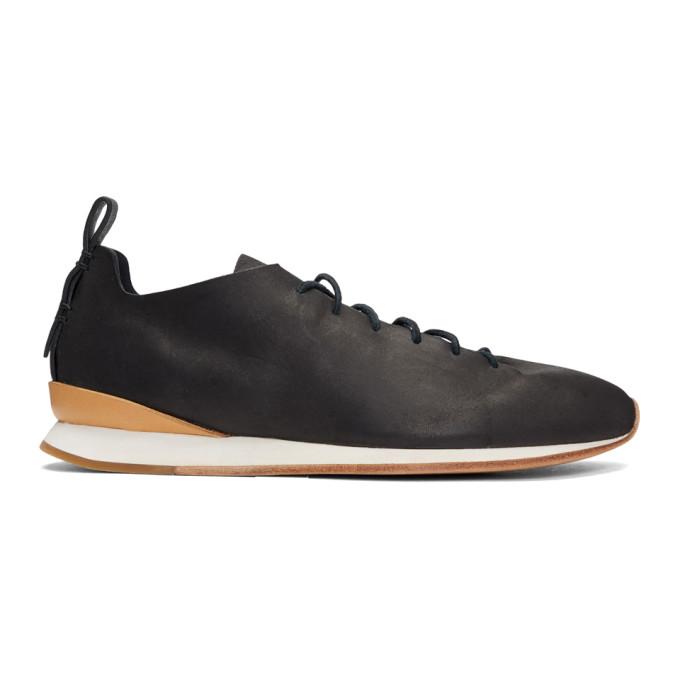 FEIT Feit Black Runner Sneakers