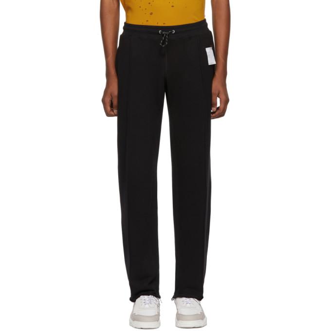 SATISFY BLACK JOGGER LOUNGE PANTS