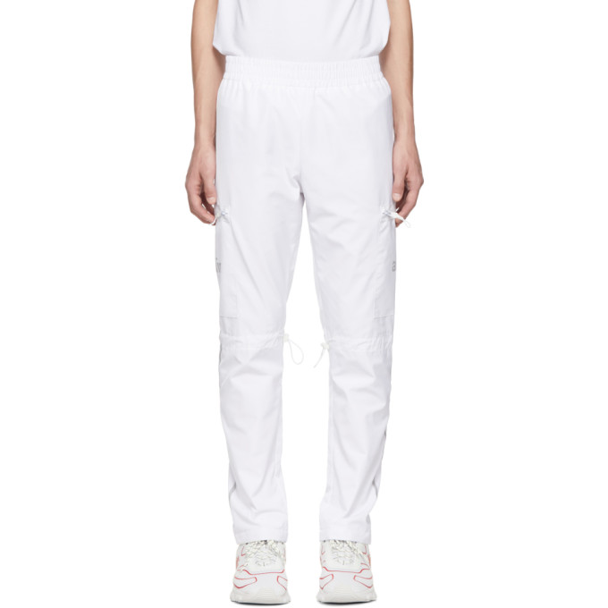 ALL IN All In White Tennis Lounge Pants