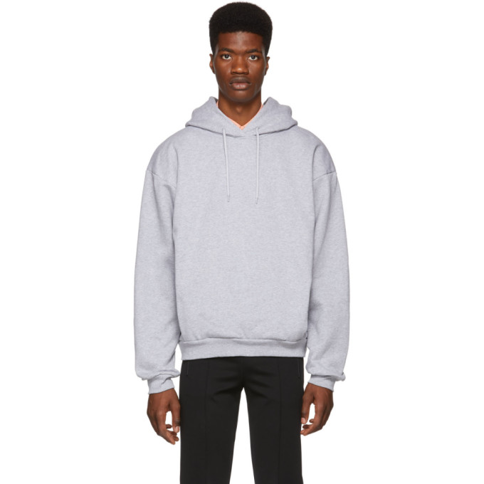 MARTINE ROSE Martine Rose Classic Hoodie In Gray in Gry