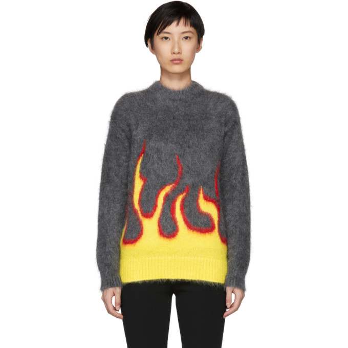 FLAME SWEATER