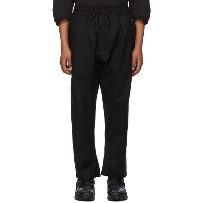 Nike Elasticated Waist Track Pants - Black