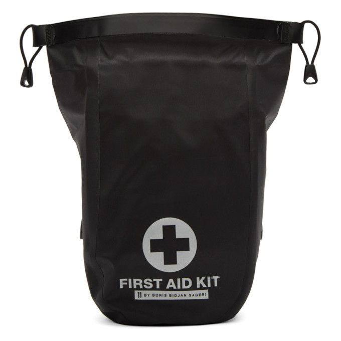 Black First Aid Kit by 11 By Boris Bidjan Saberi