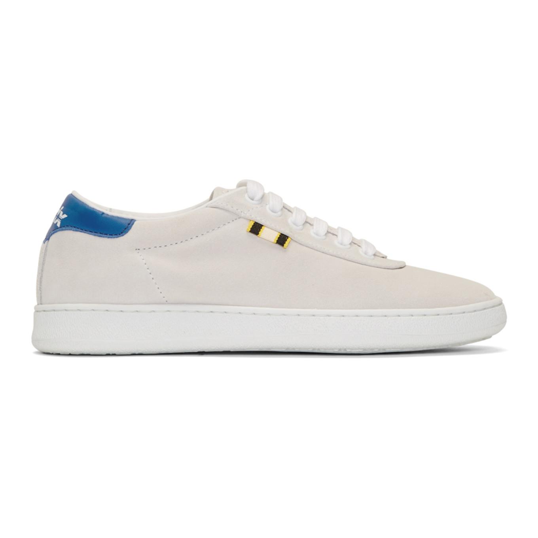 Grey Apr 002 Sneakers by Aprix