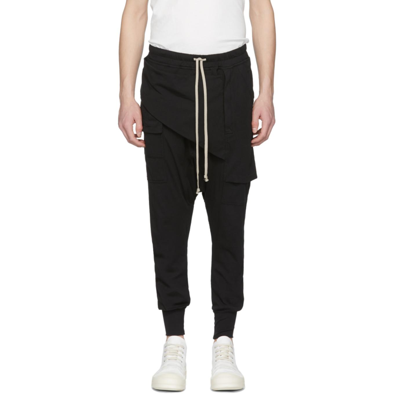 f59dda216f96 black-prisoner-memphis-cargo-pants by rick-owens-drkshdw