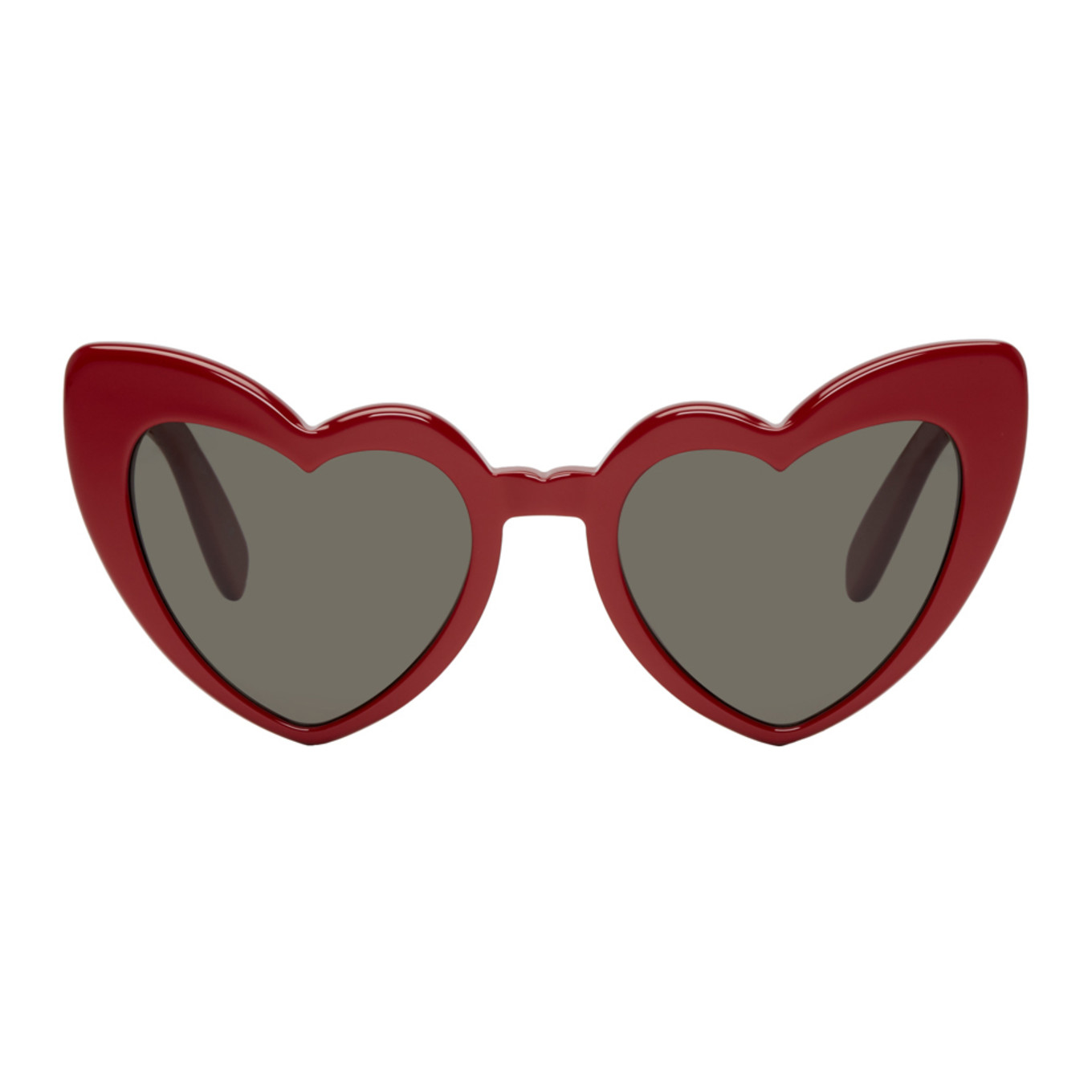 Saint Laurent Red SL 181 Lou Lou Sunglasses