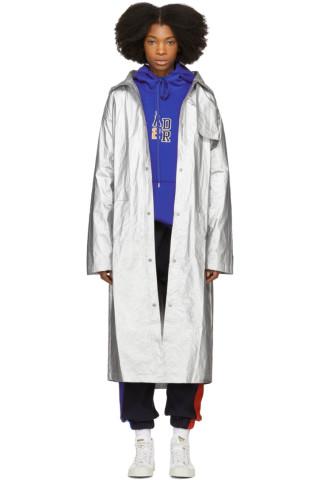 ADER error - Silver Dazzler Coat