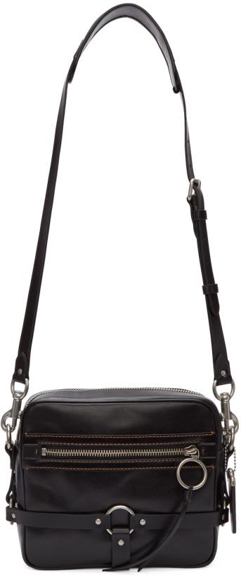 Coach 1941 Black Dylan Messenger Bag