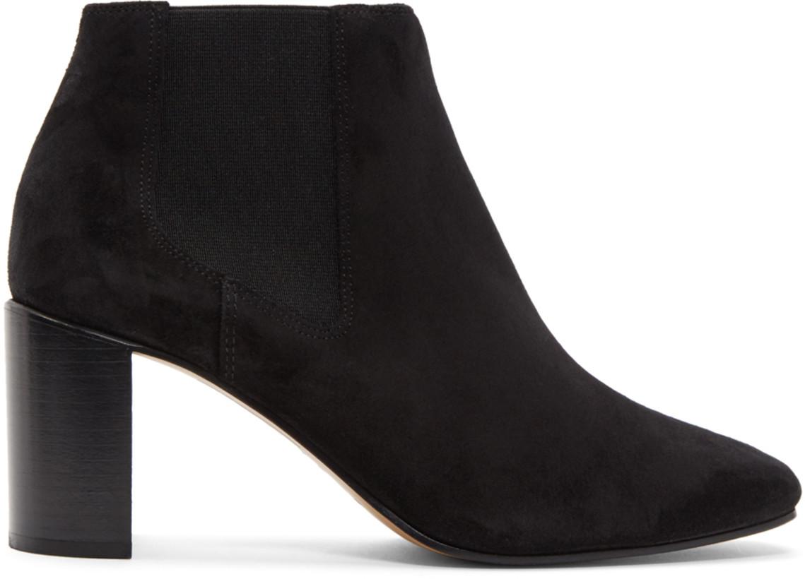 Rag & Bone Black Aslen Boots