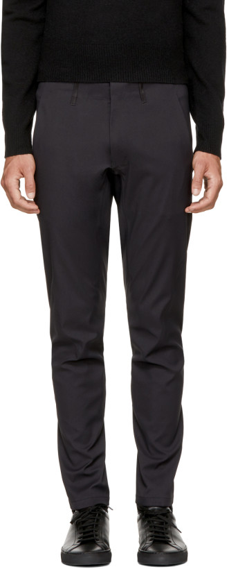 Arc'teryx Veilance Black Indisce Trousers