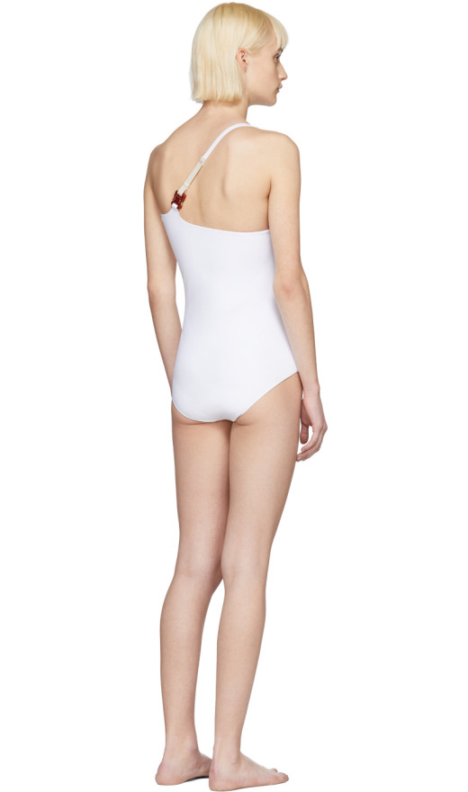 Alyx - White Olympia Swimsuit