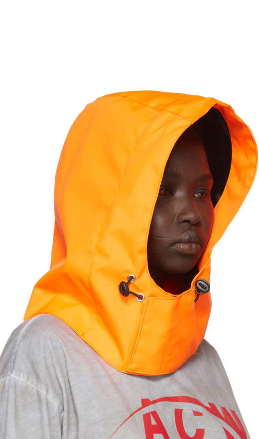 A-Cold-Wall* - Orange Nh 3 Hood