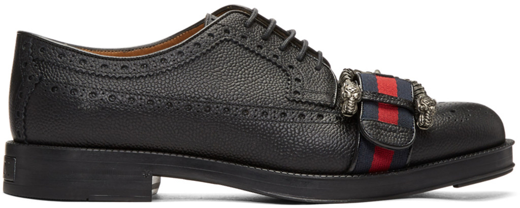 cheap sale clearance store Fear of God Black GG Thomson Brogues for cheap cheap online outlet prices Cheapest online shop online b5suL