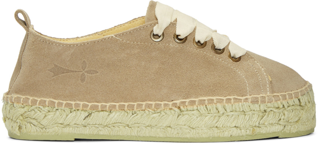 Blue Hamptons Double Sneaker Espadrilles Maneb Quality Original Buy Cheap Shop Offer QTbF6Tzj8