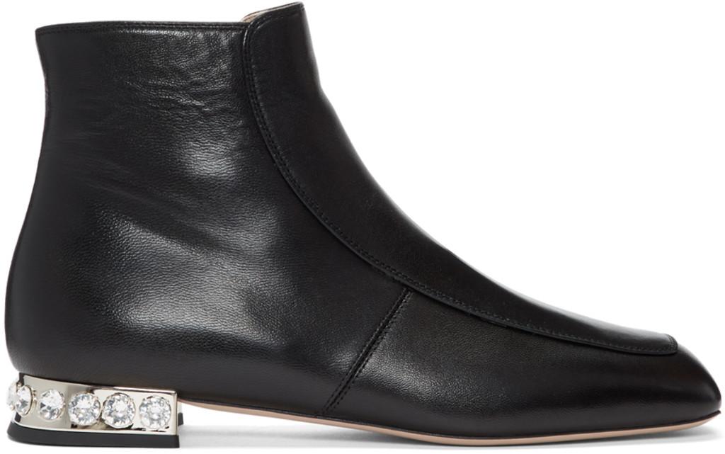 France Pour Chaussures Ssense Femmes Miu 1zpnwPTqxn