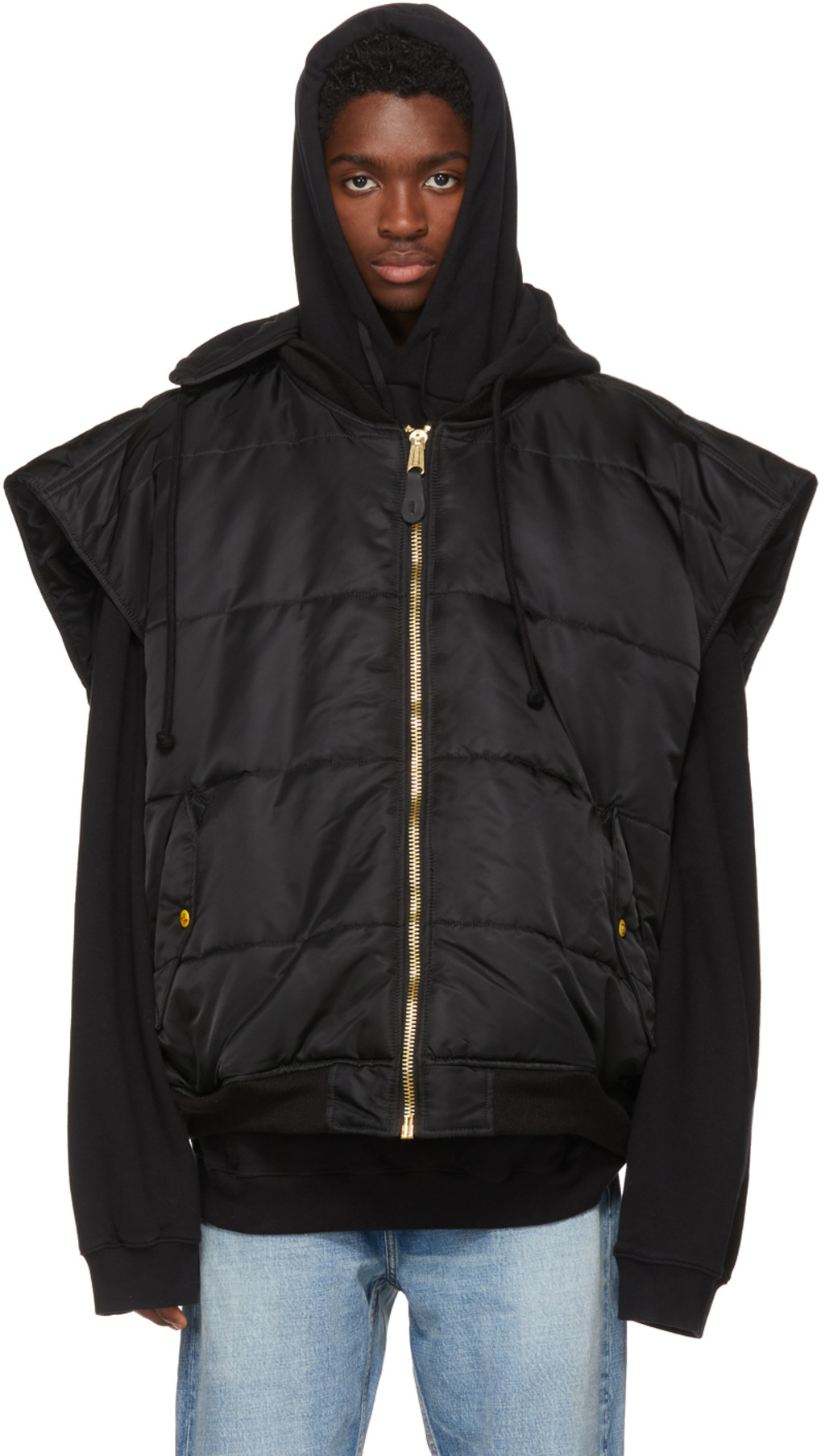 Converse Chuck Patch Mens Hooded Top Sportswear Mens Sportswear COLOUR-burgundy
