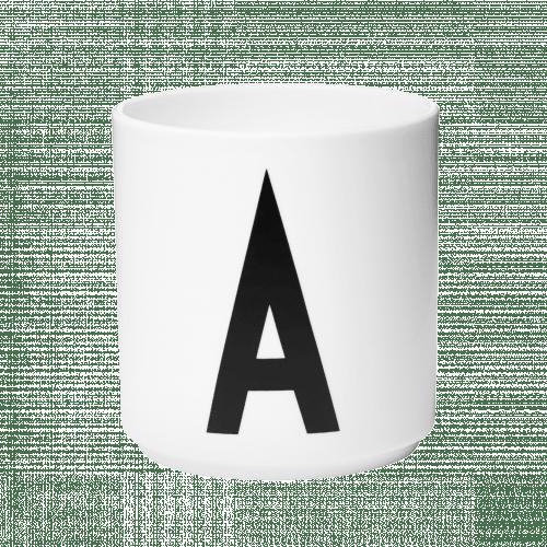 Design Letters Porcelain Cup