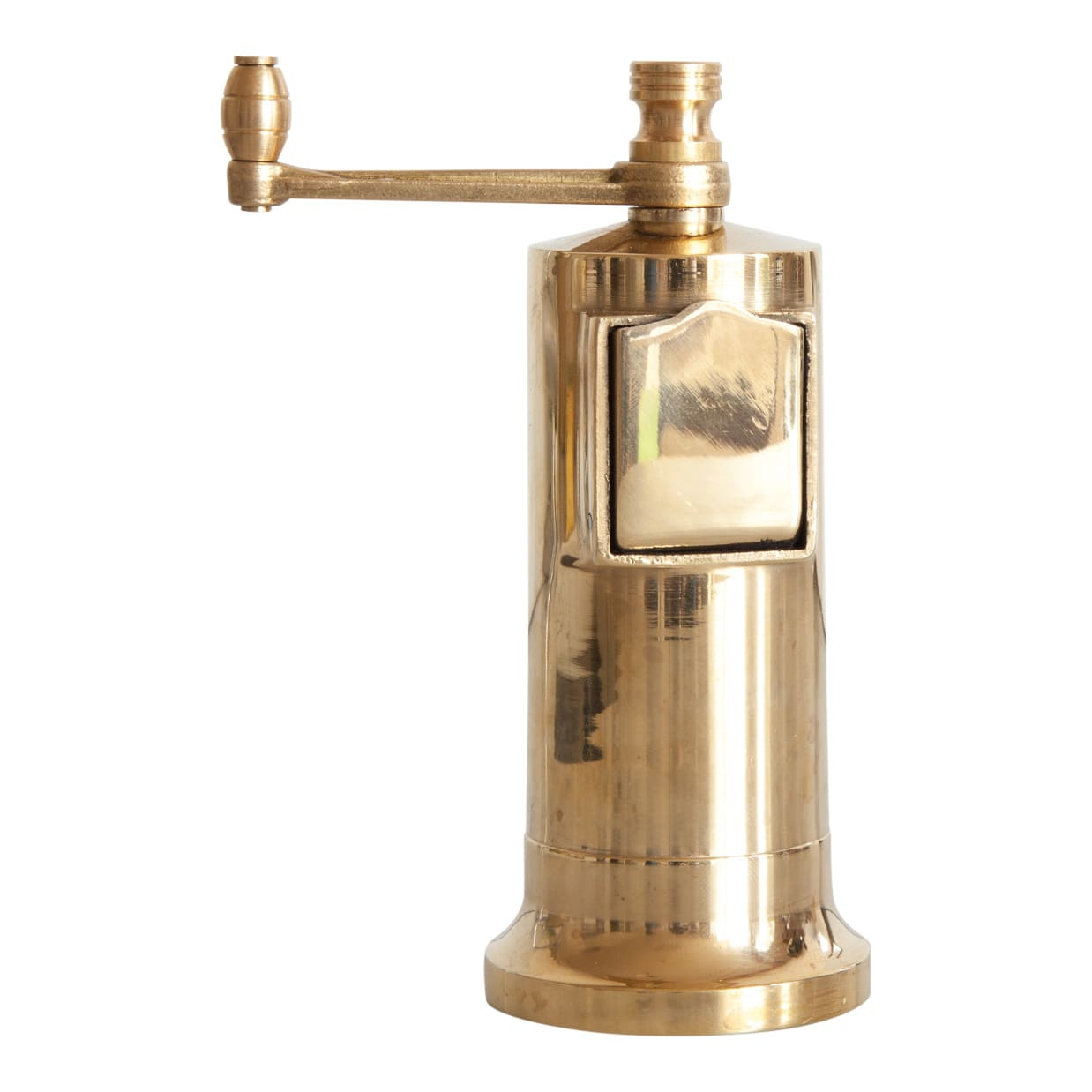 Freight HHG Brass Pepper Mill