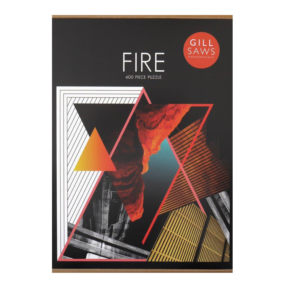 a9fb34112ed4 Trouva  Fire Handcrafted jigsaw puzzle