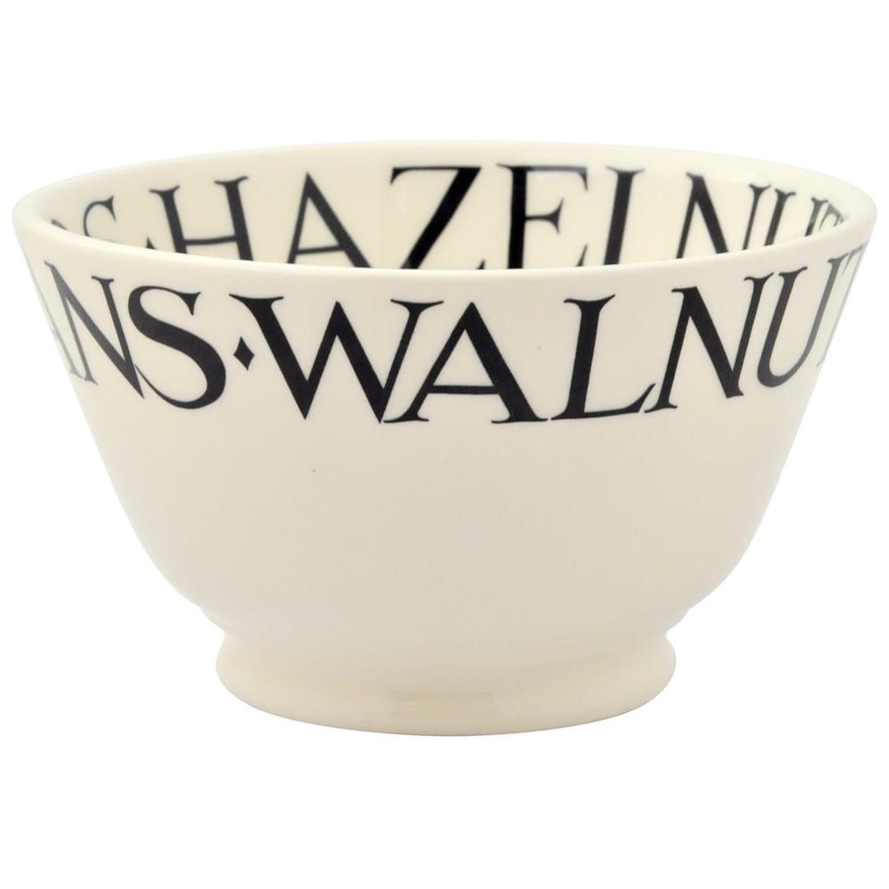 Emma Bridgewater Black Toast Nut Bowl