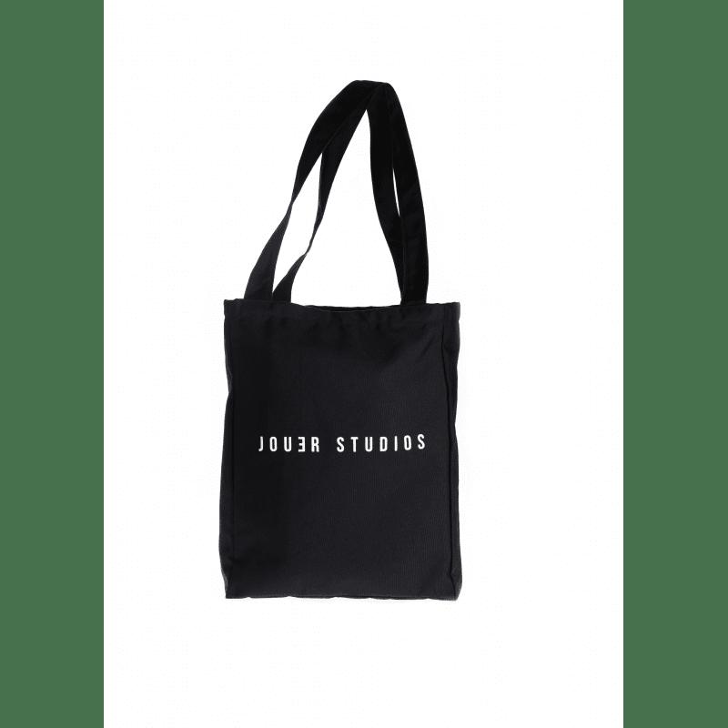 4697e4b89ba6 Trouva  Black Louise Tote Bag