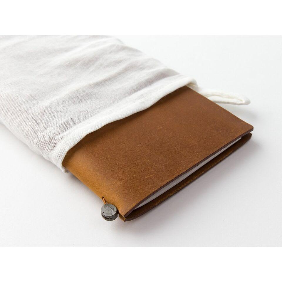 Traveler's Company Traveler's Notebook Camel Leather Regular Size