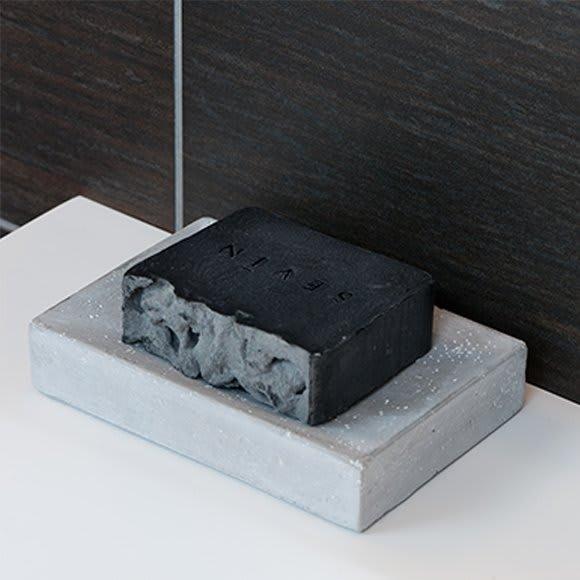 Sevin Black Marble Soap