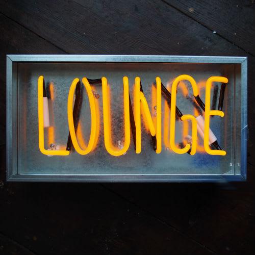 Lounge Neon Light