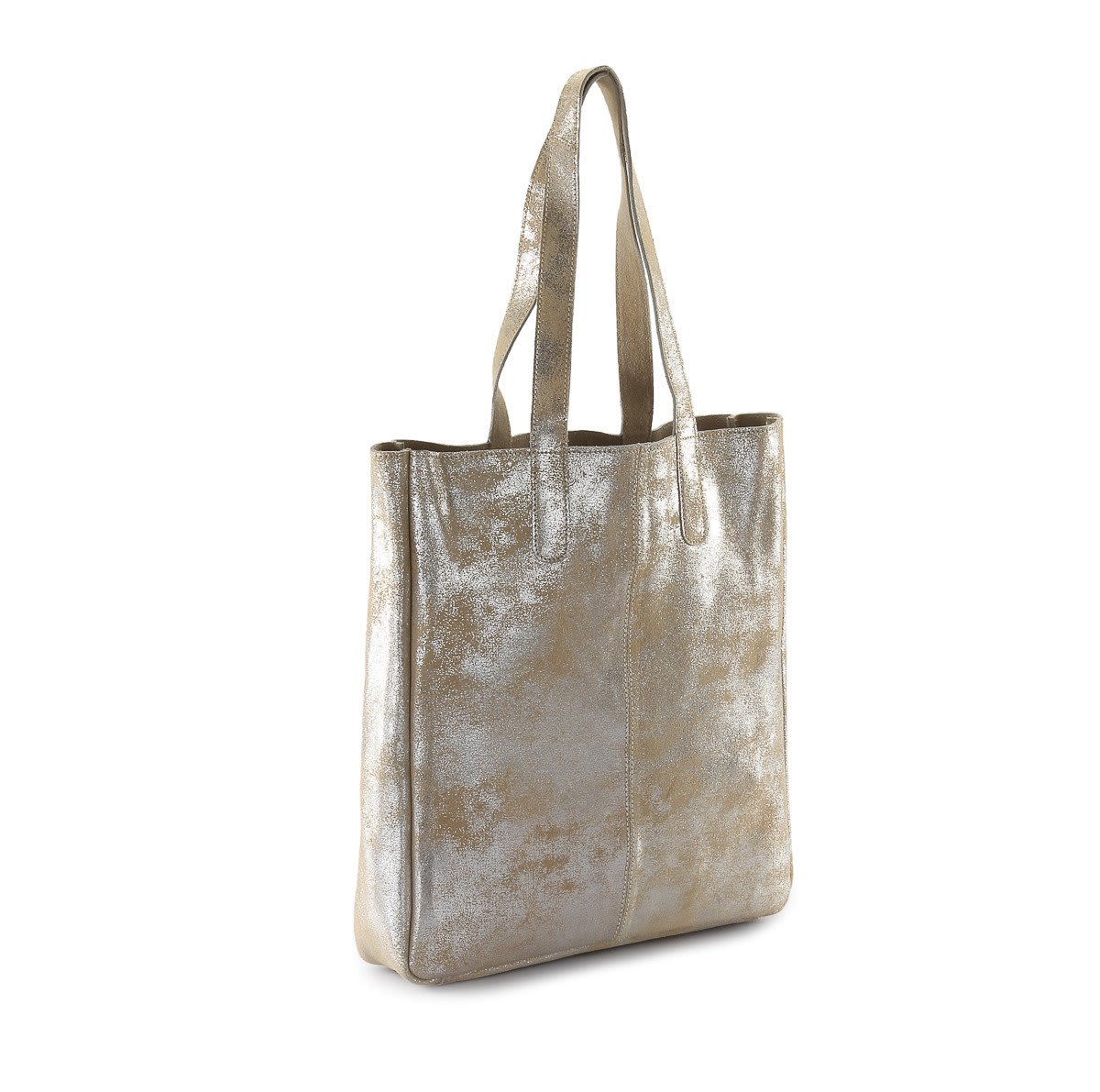 0ab390bde Trouva: Metallic Gold Reversible Tote Bag