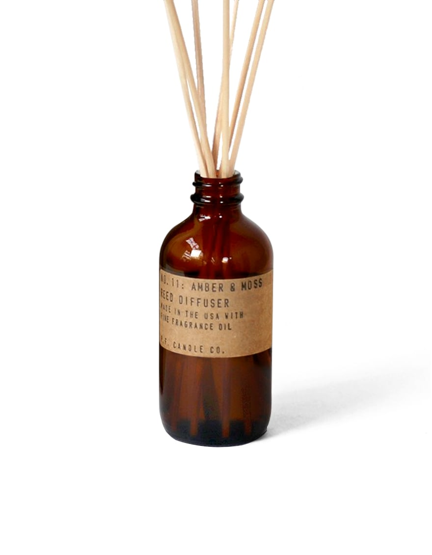 P.F. Candle Co Amber and Moss Diffuser