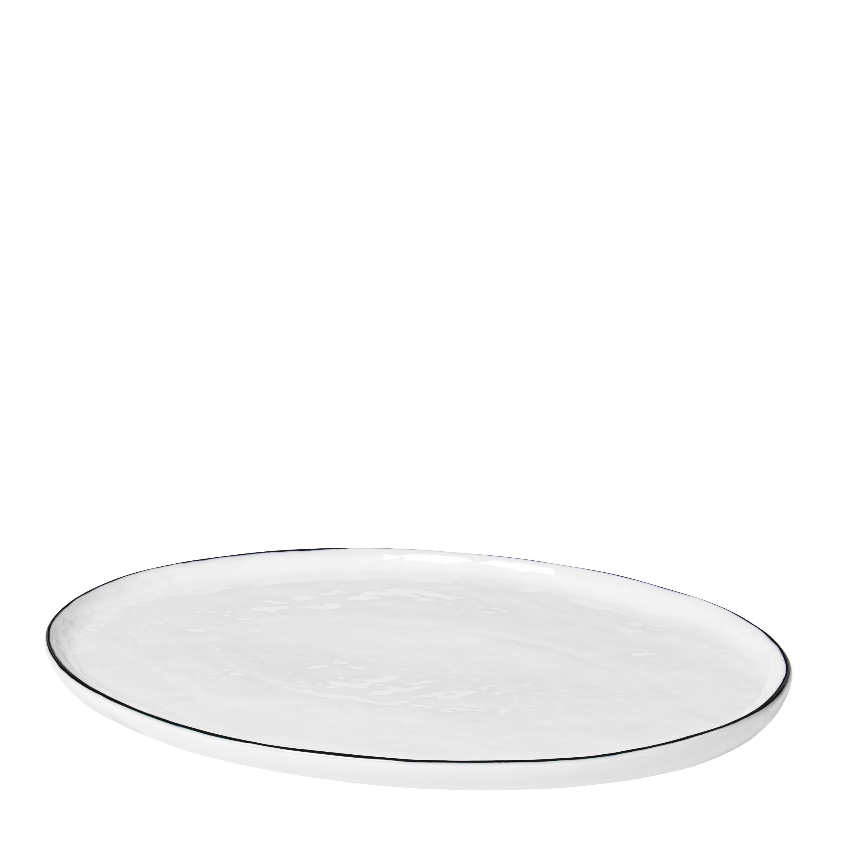 Broste Copenhagen Salt Dessert Plate