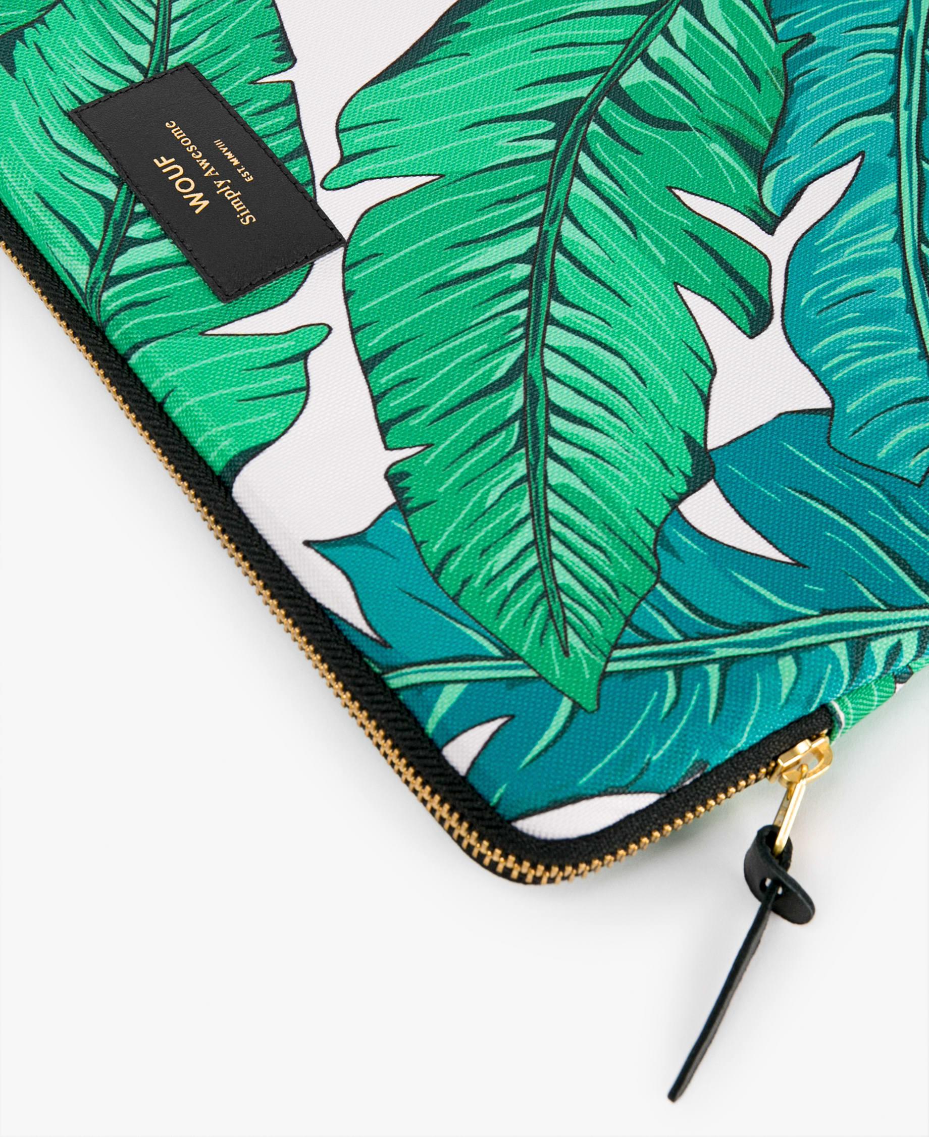 Wouf Tropical Laptop Case