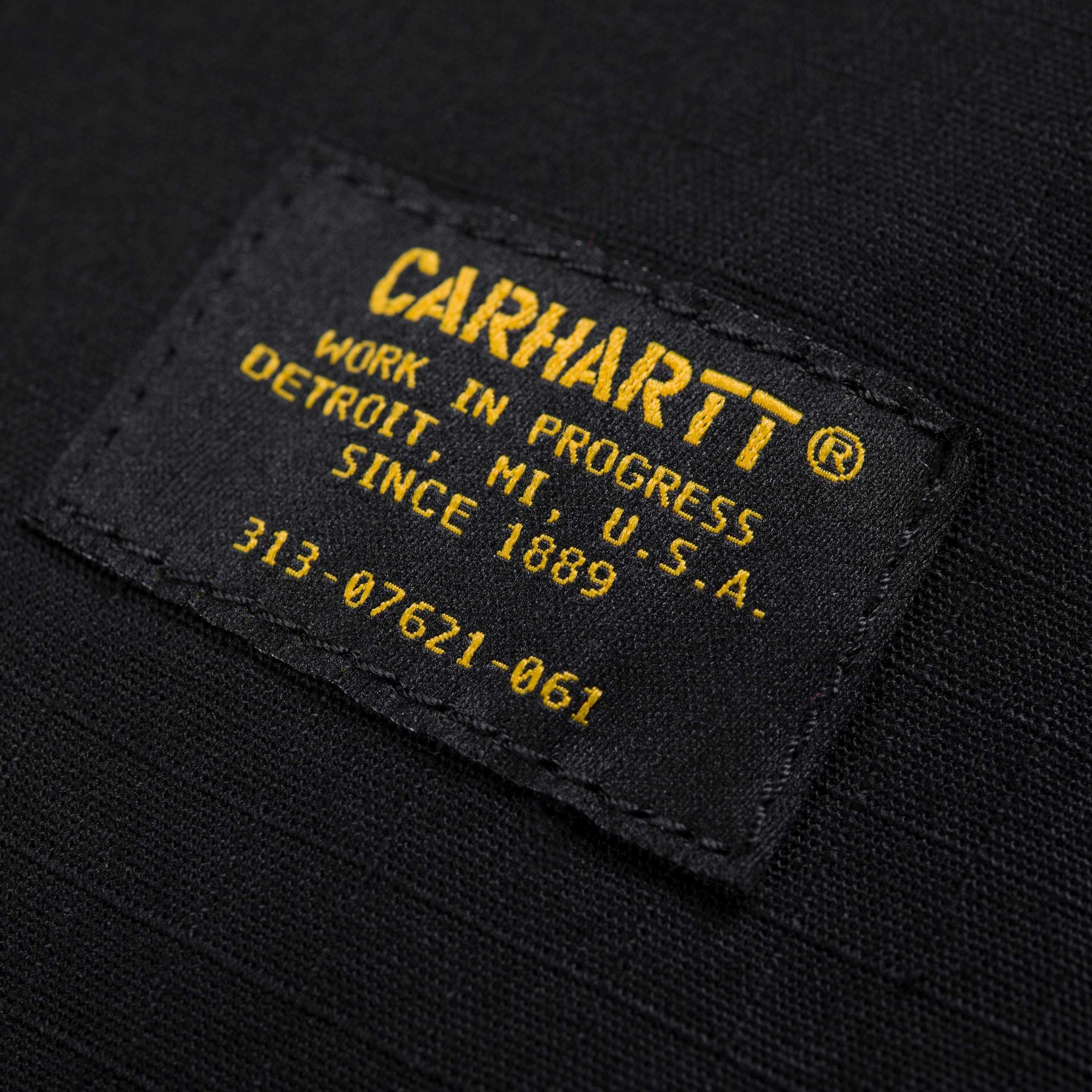 Carhartt Black Mission Shirt