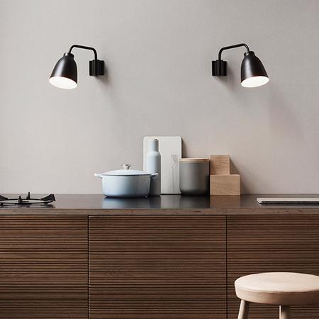 Lightyears Caravaggio Read Wall Lamp