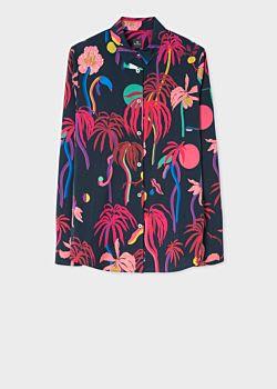 PS by Paul Smith Urban Jungle Print Shirt