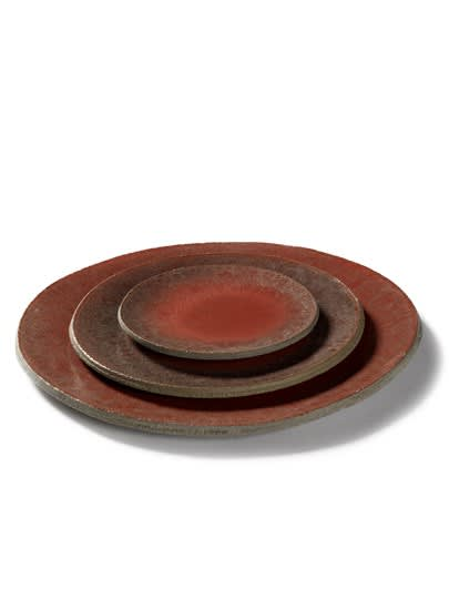 Serax Large Red Patch Plate