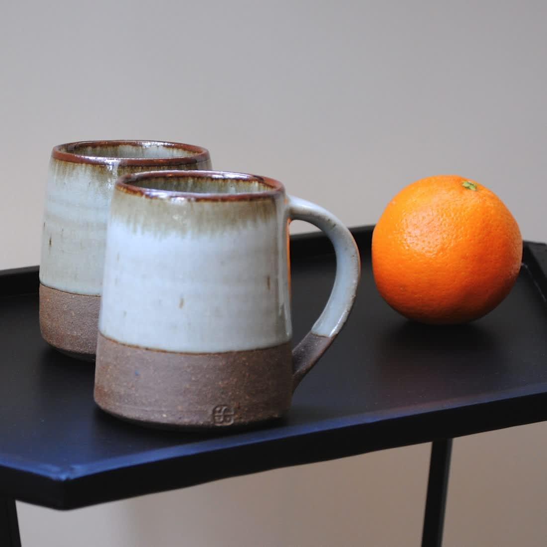 Leach Pottery Large Mug - Dolomite