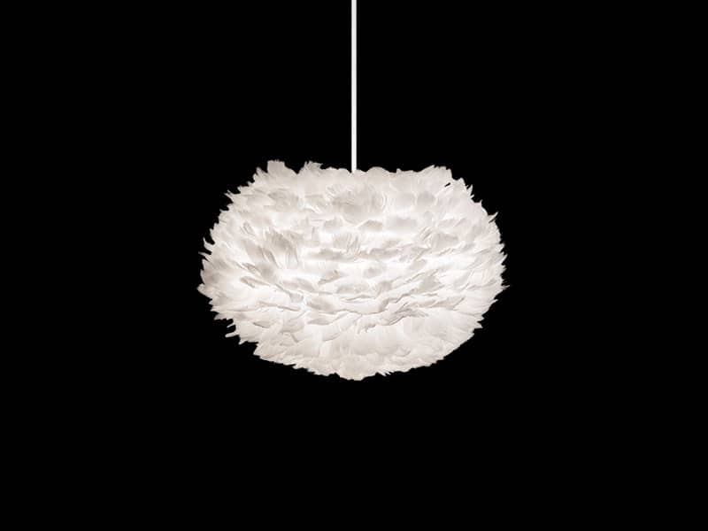 UMAGE White Feather Shade - Small
